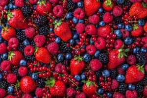 selection-of-berries-from-above
